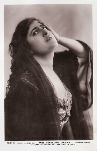 Constance Collier in The Sins of Society (1907)