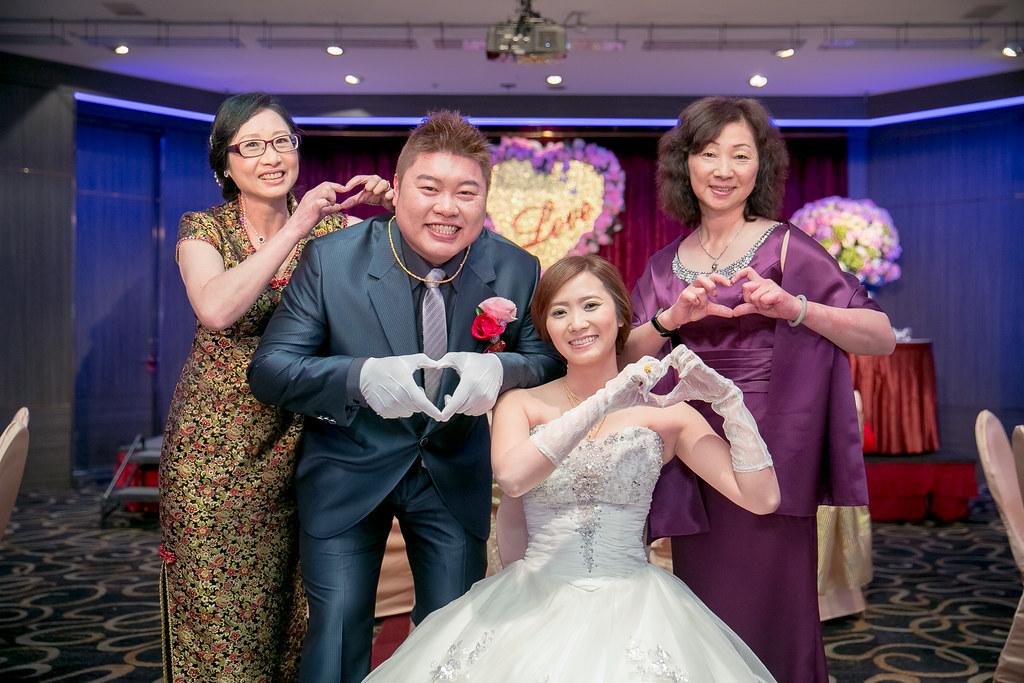 【婚攝】佾倫&麗文 新婚之喜