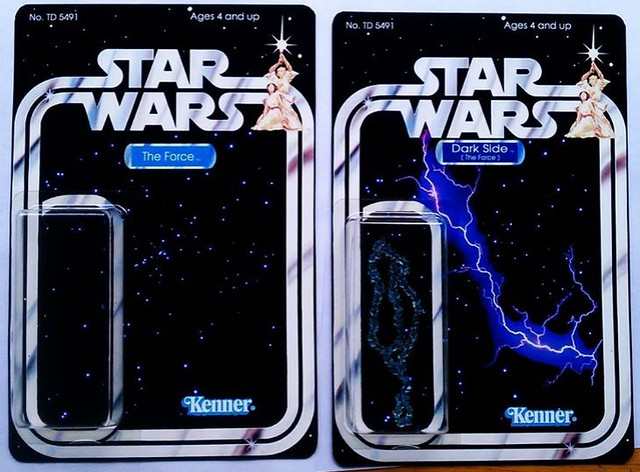 Custom Star Wars action figures by TD 5491 Phenix Customs - The Force and The Dark Side