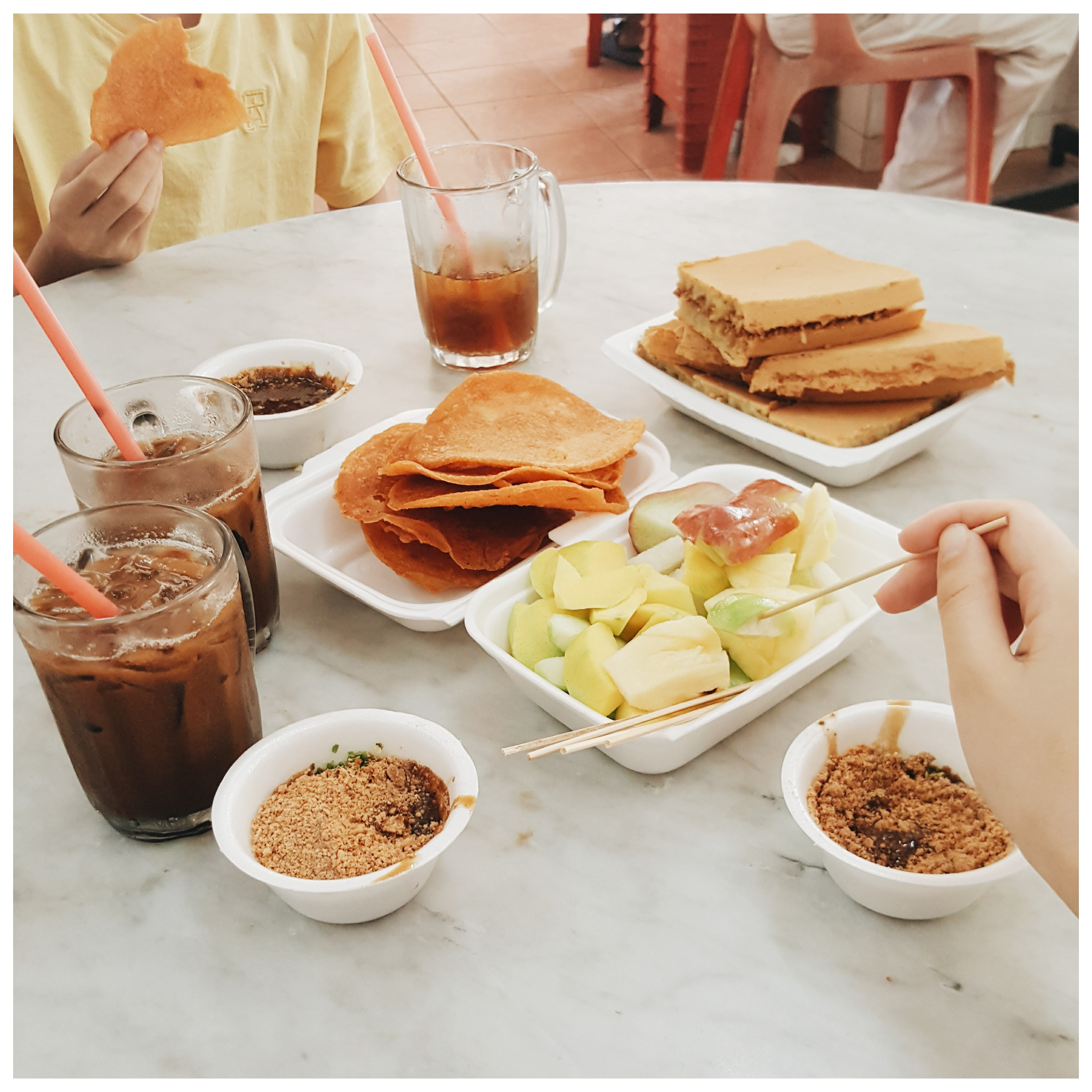 Daisybutter - Hong Kong Lifestyle and Fashion Blog: Ipoh rojak