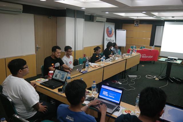 Webmaker App GTM Meeting