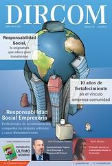 Tapa Revista DIRCOM Responsabilidad Social