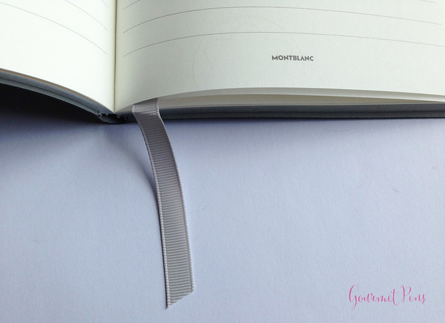 Review Montblanc #146 Flannel Notebook @AppelboomLaren @Montblanc_World (3)