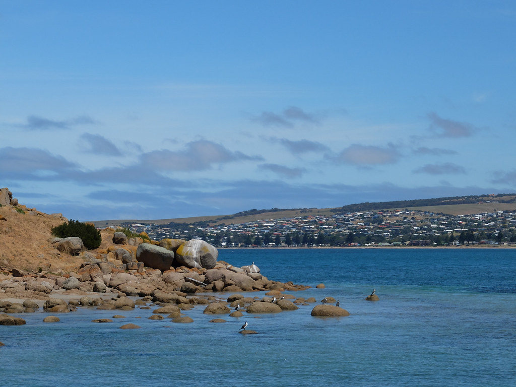 Victor Harbor/Granite Island