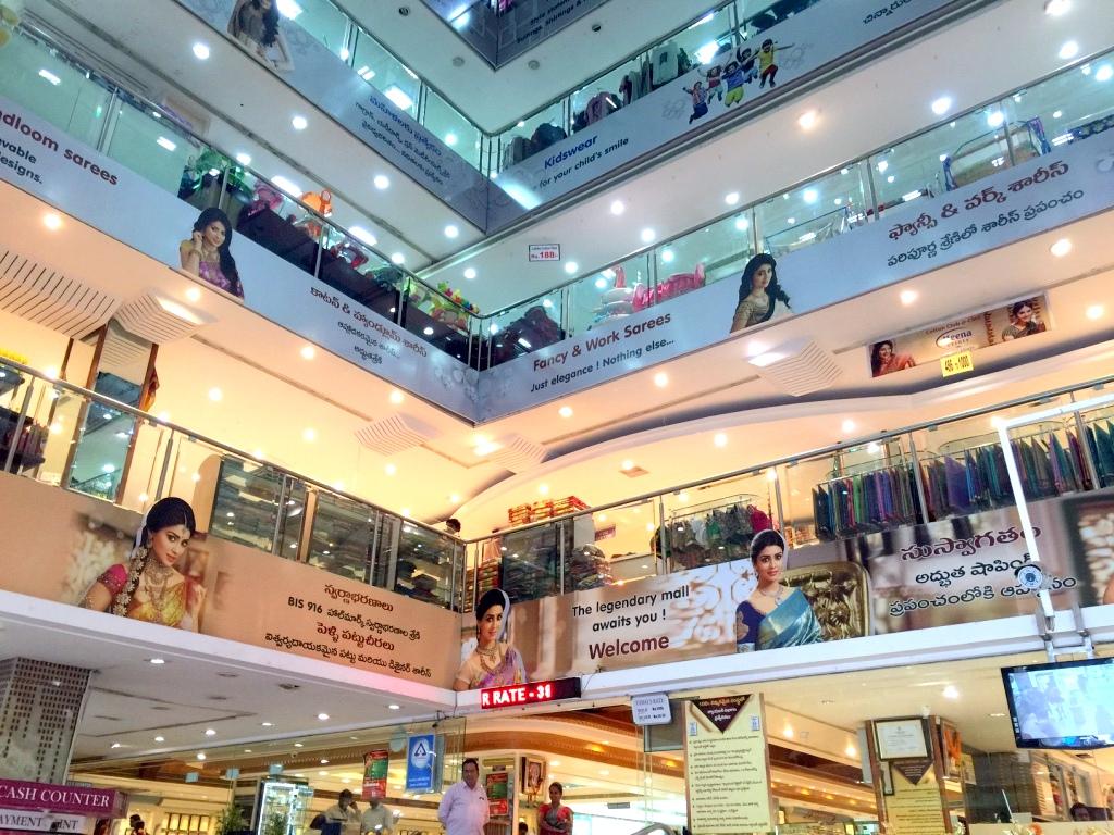 Rebecca Saw - india - visakhapatnam- shopping