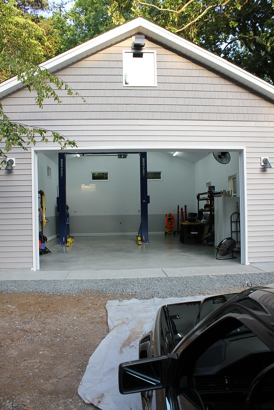 Detached garage shop build 24x32 page 7 ih8mud forum for How much to build a small garage