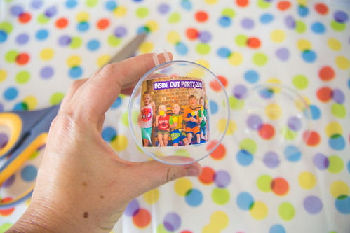 Inside Out Party Memory Orb Activity