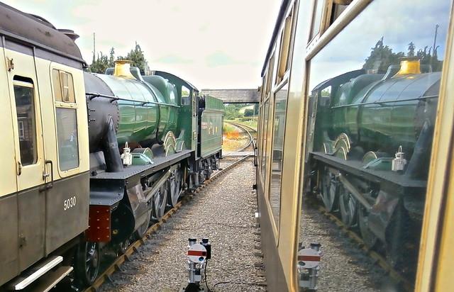 R2 Raveningham Hall, 6960, Williton, West Somerset Railway 06-15