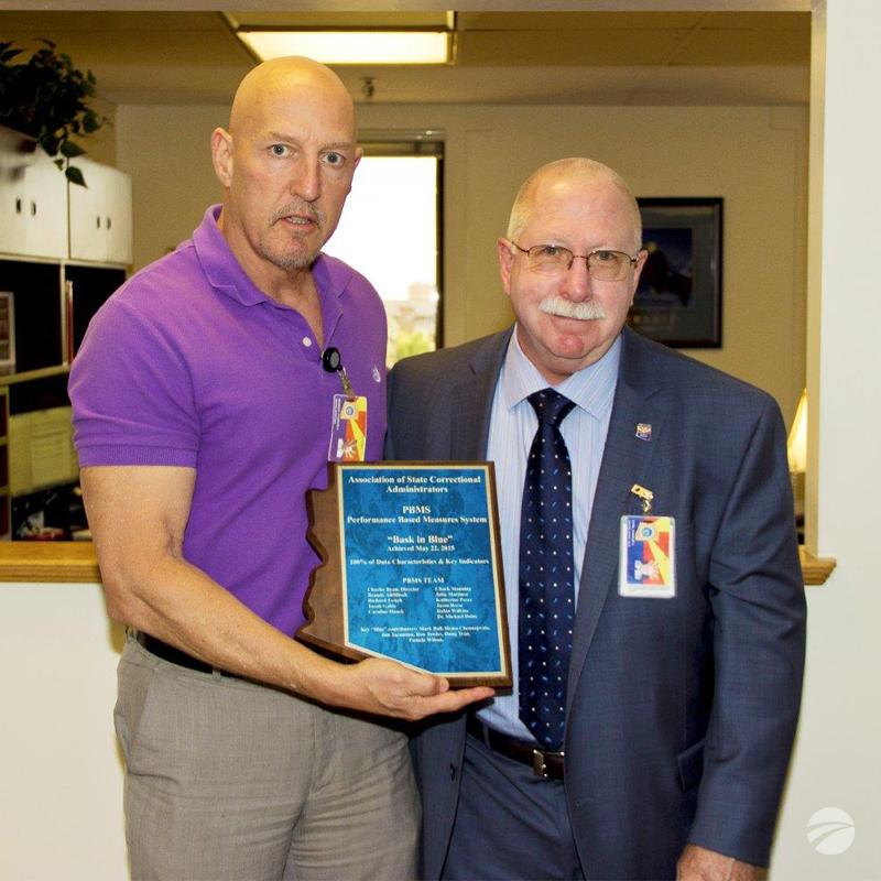 Arizona DOC achieves highest rating with Association of State Correctional Administrators