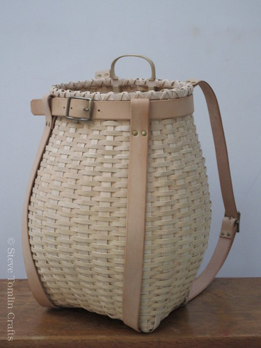 ash splint pack basket