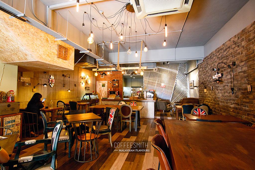 Coffee Smith Malaysia Damansara Uptown