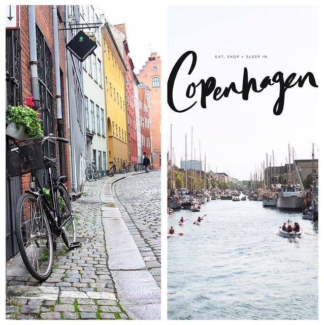 CopenhagenDenmarkTravellingWeekendTrip