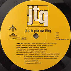 J.T.Q.:DO YOUR OWN THING(LABEL SIDE-B)