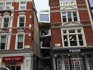 Some good infill on Chancery Lane | by Matt From London