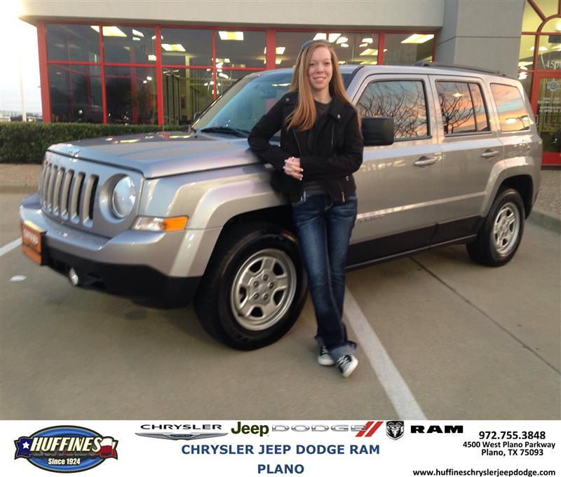Happy Anniversary To Ashley On Your Jeep Patriot From Ba