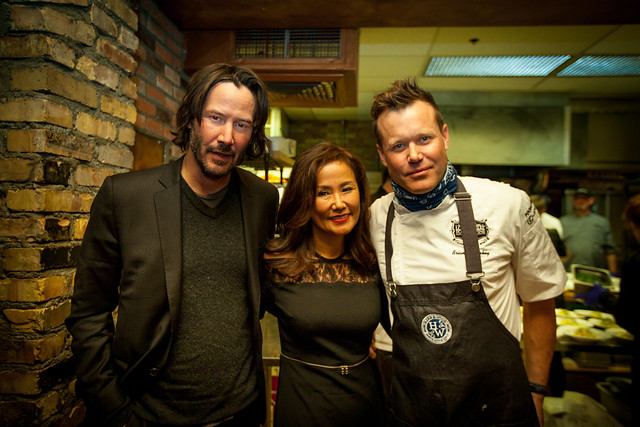 ChefDance with Chefs Brian Malarkey and Shawn McClain During the Sundance Film Festival Day 2 (9)
