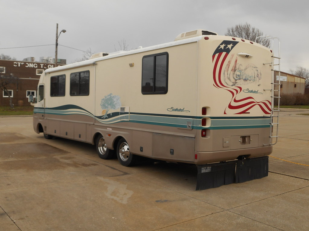 1996 Southwind Fleetwood Motor Home Flickr