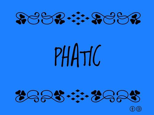 Phatic