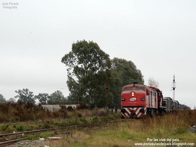 ALCO FPD7 8417 - RSD16 8507