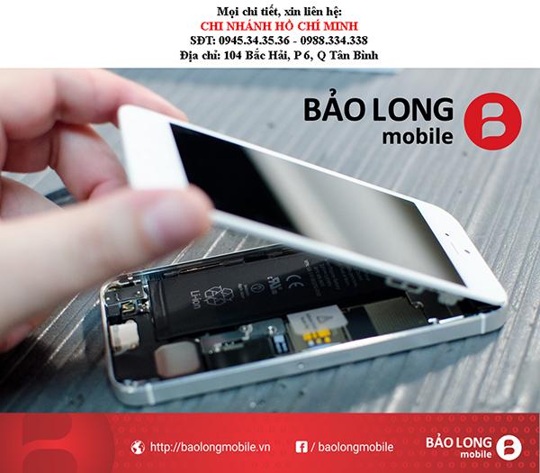 Nơi nào trong TP.HCM thay màn hình iPhone 5s không được chất lượng?