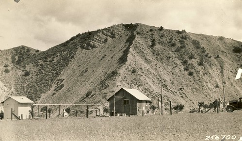 Branch Canyon GS, 1930s