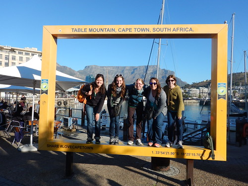 Cape Town Photo Op, V&A Waterfront