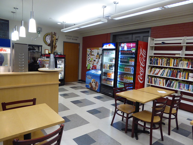 cafe and book sale - Watertown Free Public Library