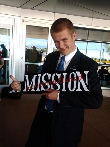 Iron Craft '15 Challenge #12 -Mission Accomplished
