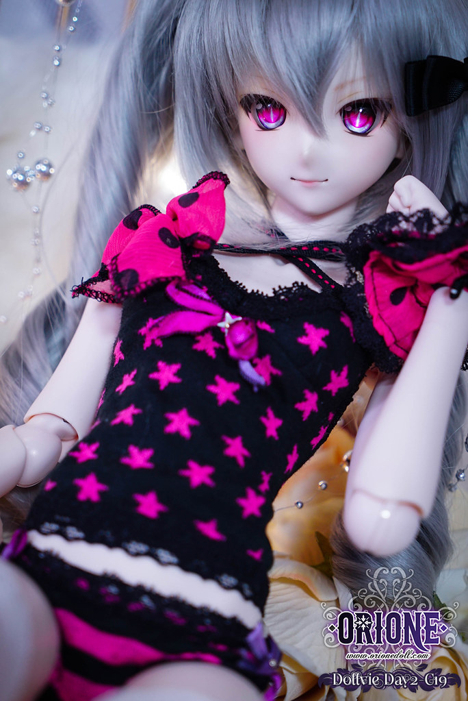 Dollfie Dream M/L outfit set — Sugar Drops