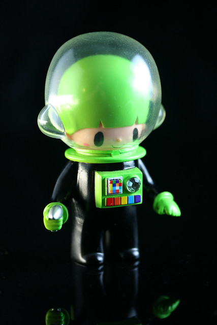 Itokin Park x Vinyl Pulse 10th Anniversary Space Mode Men