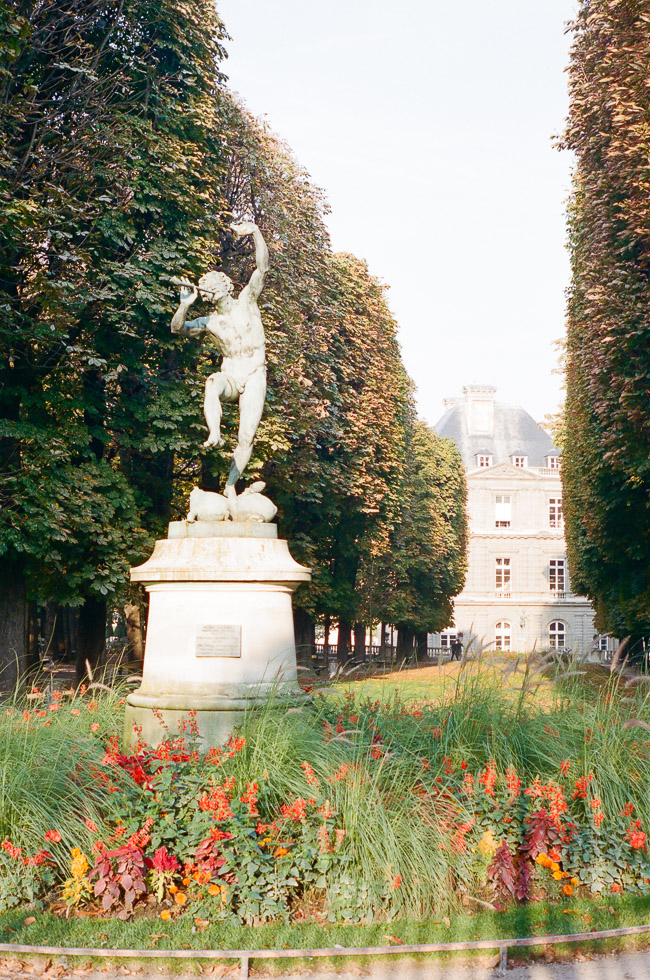 The Luxembourg Gardens and Palace -7