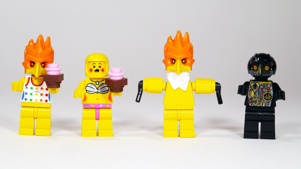How To Build Lego Fnaf