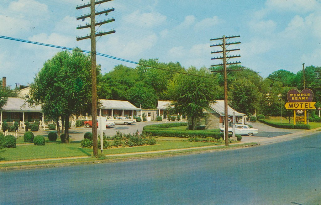 Purple Heart Motel - Nashville, Tennessee