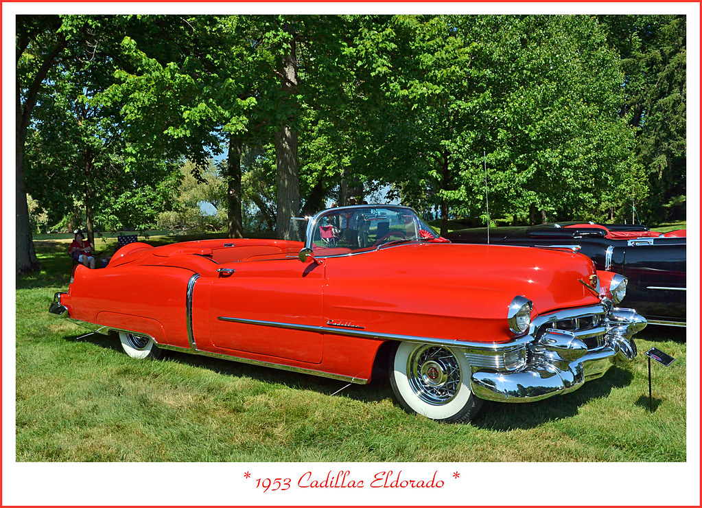 1953 Cadillac Eldorado The June 19 2016 Eyeson Design