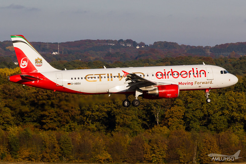 Air Berlin - A320 - D-ABDU (3)
