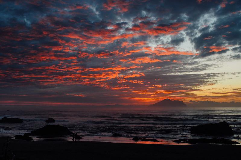 Sunrise 日出龜山|Taiwan Yilan
