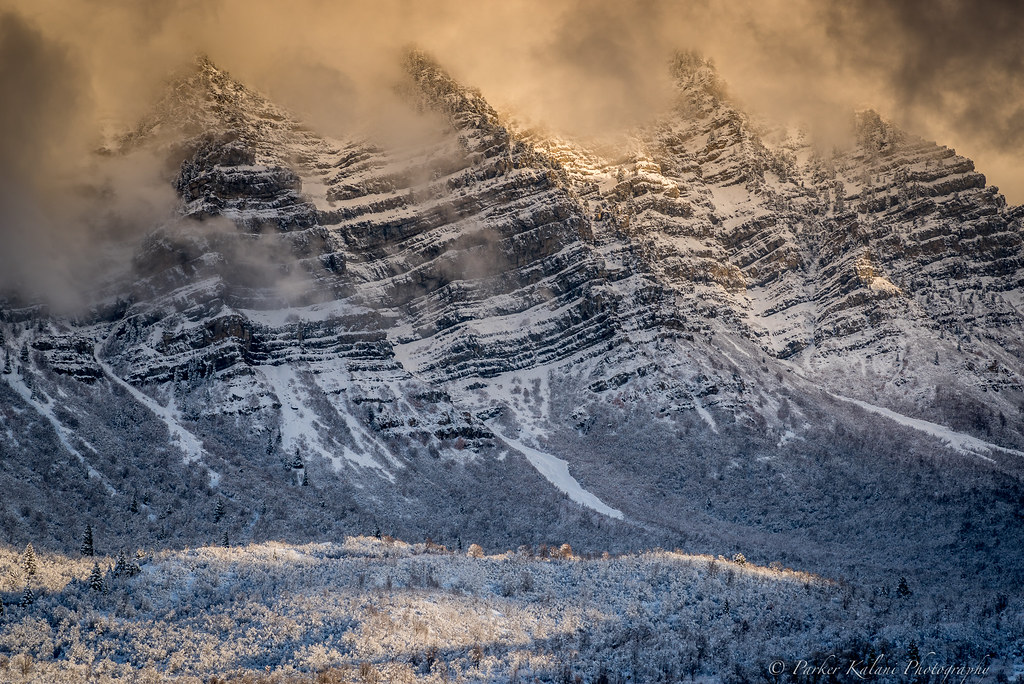 Rocky Mountain Winters