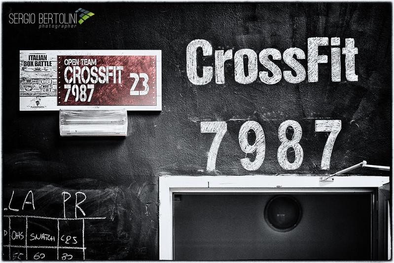 CrossFit 7987: Details