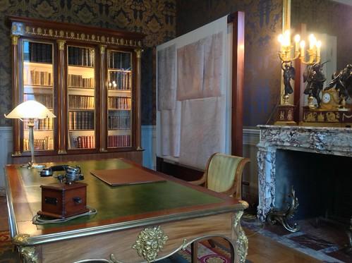 Bureau de Clemenceau / Hôtel de Brienne