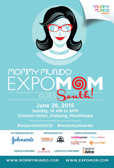 ExpoMom Goes South Flyer