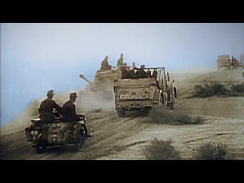 Erwin Rommel and his 'Afrika Korps' (HD+цвет)-2