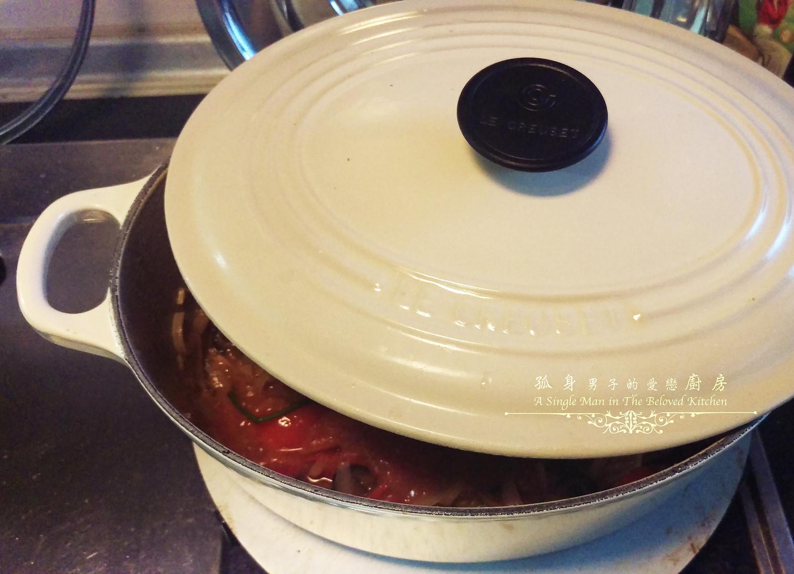 孤身廚房-煙花女義大利天使鳥巢麵15