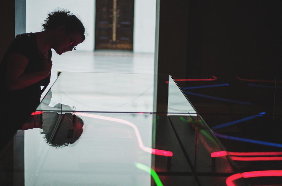 neony poznań wystawa