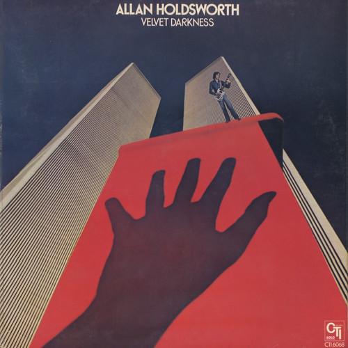 "Allan Holdsworth ""Velvet Darkness"" (1976)"