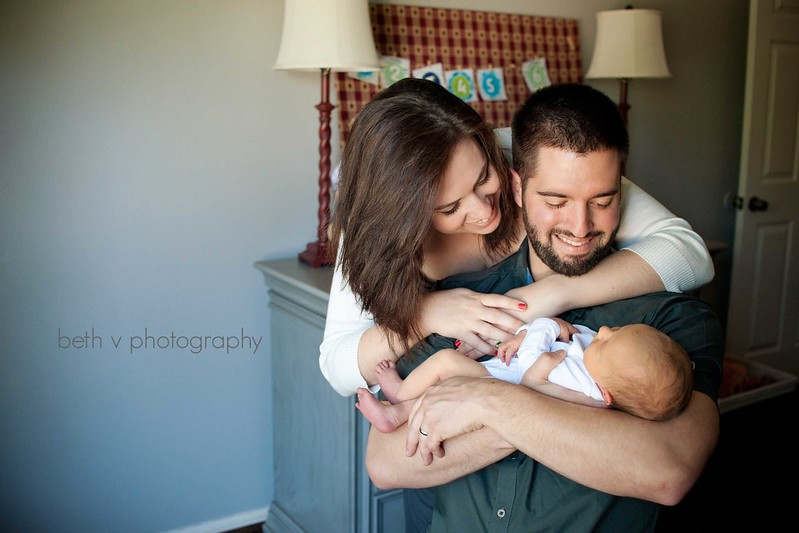Baby G | Houston, Katy, and Cypress Newborn Lifestyle Photographer