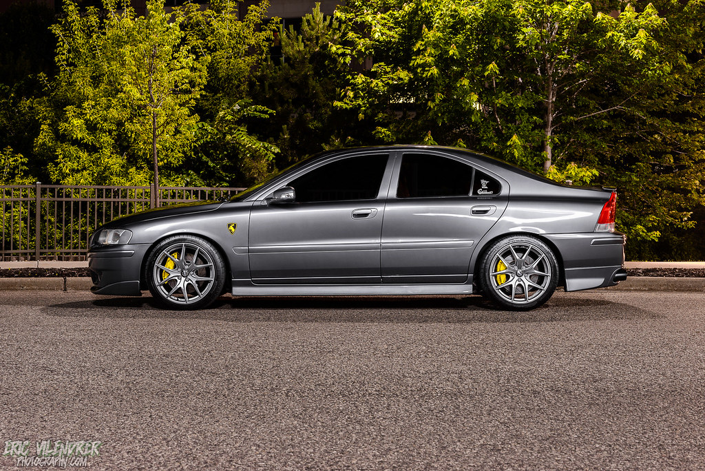 Volvo S60r Volvo S60r With 18x8 Fast Wheels Fc04 Eric