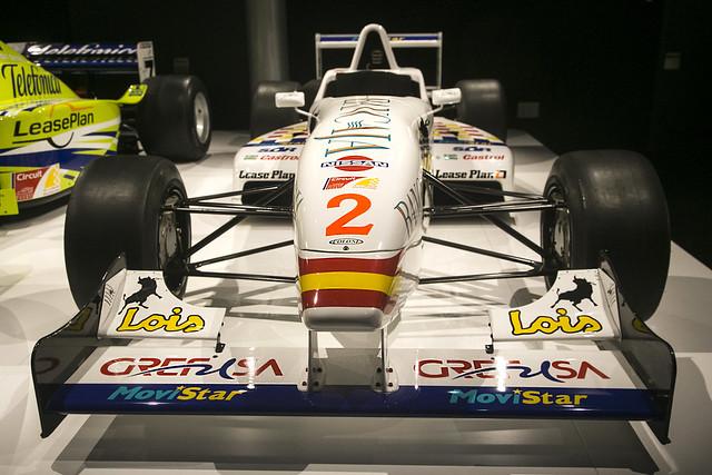 Museo de Fernando Alonso