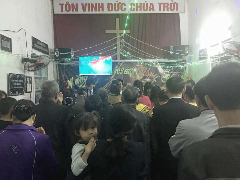 Giang sinh 2016 Hai Phong (2)