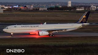 Saudia A330-343 msn 1739