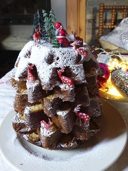 pandoro de Noël